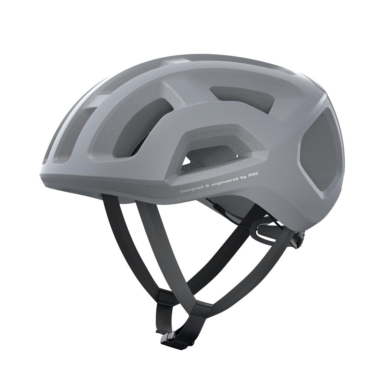 Casco Ventral Lite Granite Grey Matt taglia S (50-56)