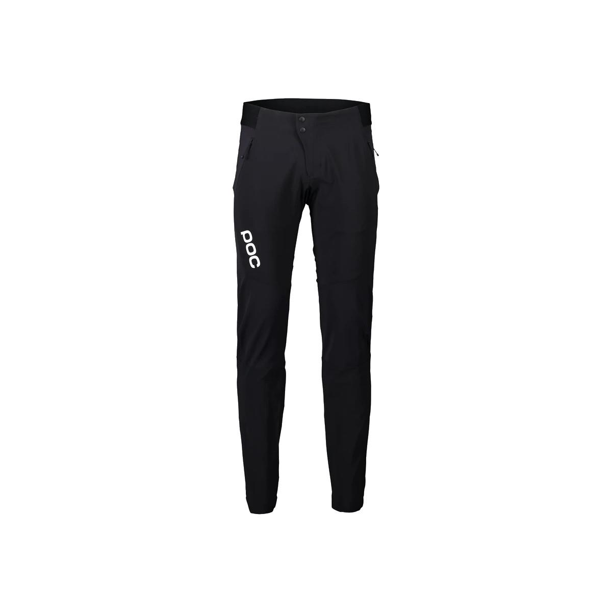 Pantaloni Enduro Rhythm Resistance Idrorepellenti Nero Taglia XS