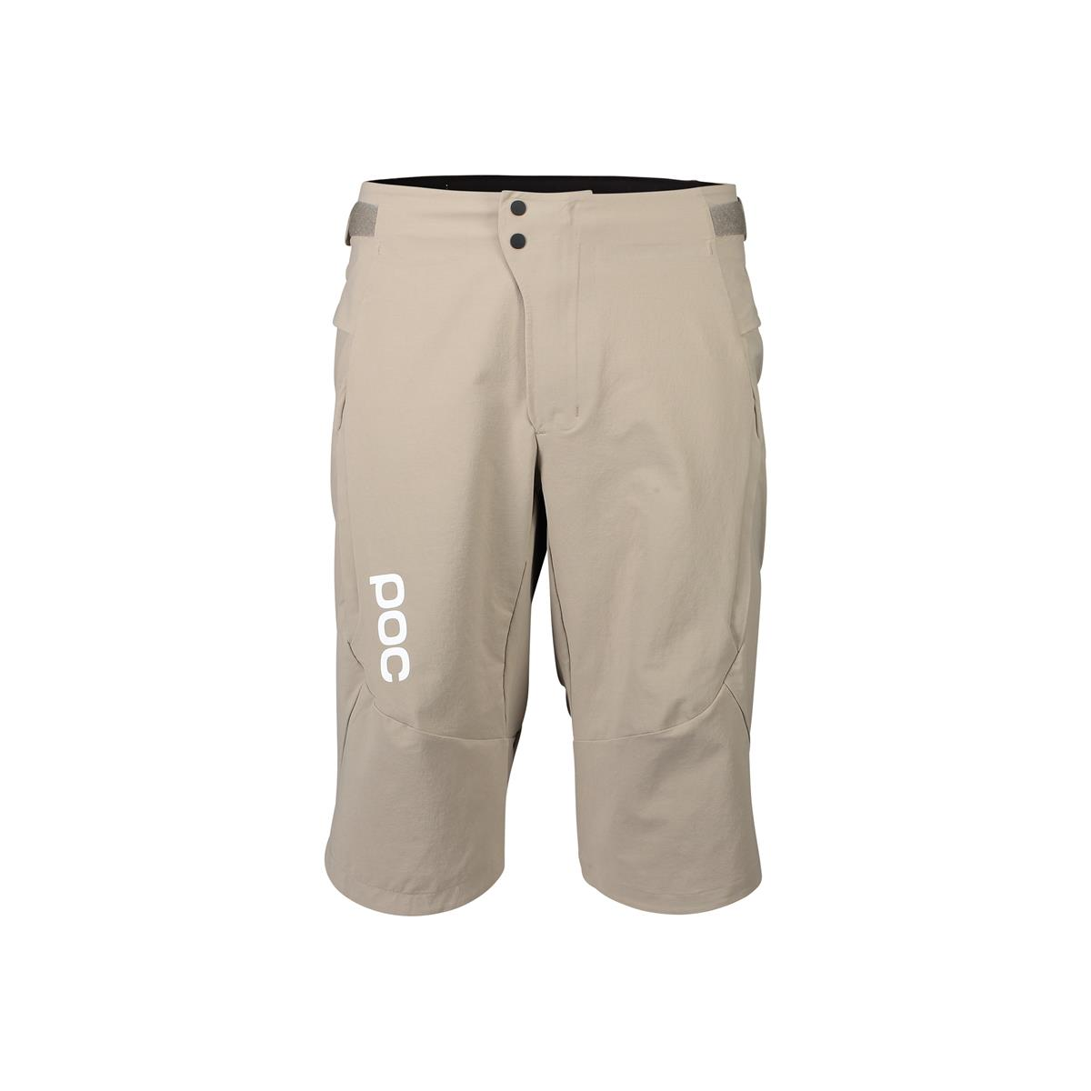 M's Infinite All-mountain shorts Moonstone Grey size XL