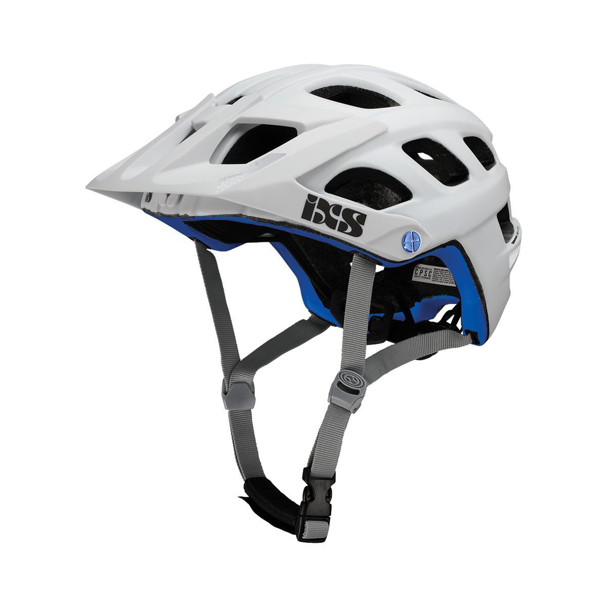 Casco Enduro Trail Evo E-Bike Edition Bianco Taglia XS/S (49-54cm)