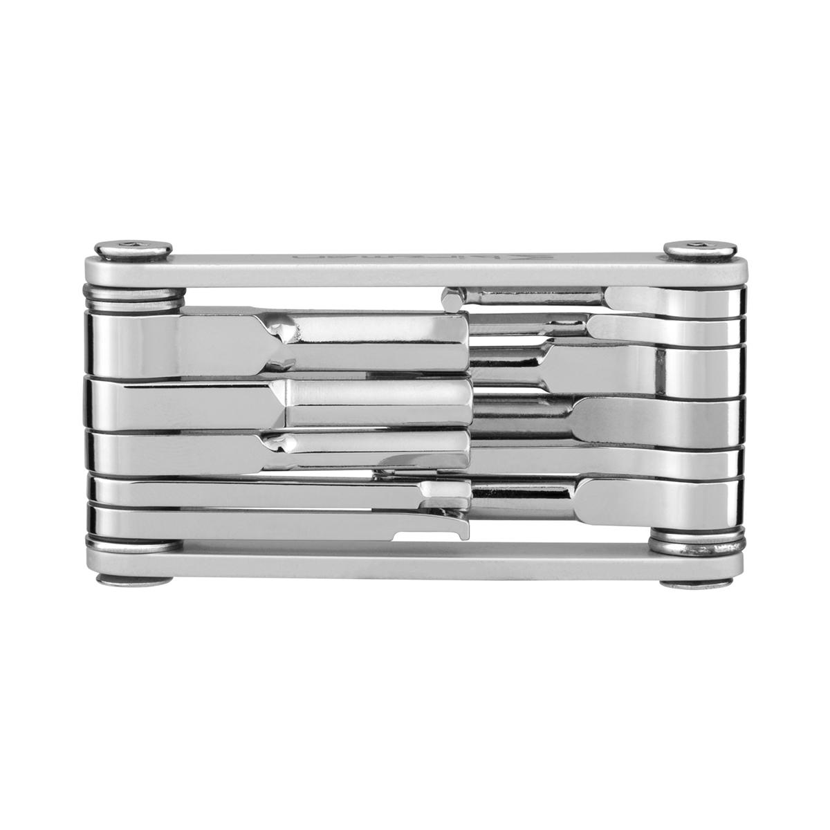 Feexman Neat 12 Functions Multi Tool Silver