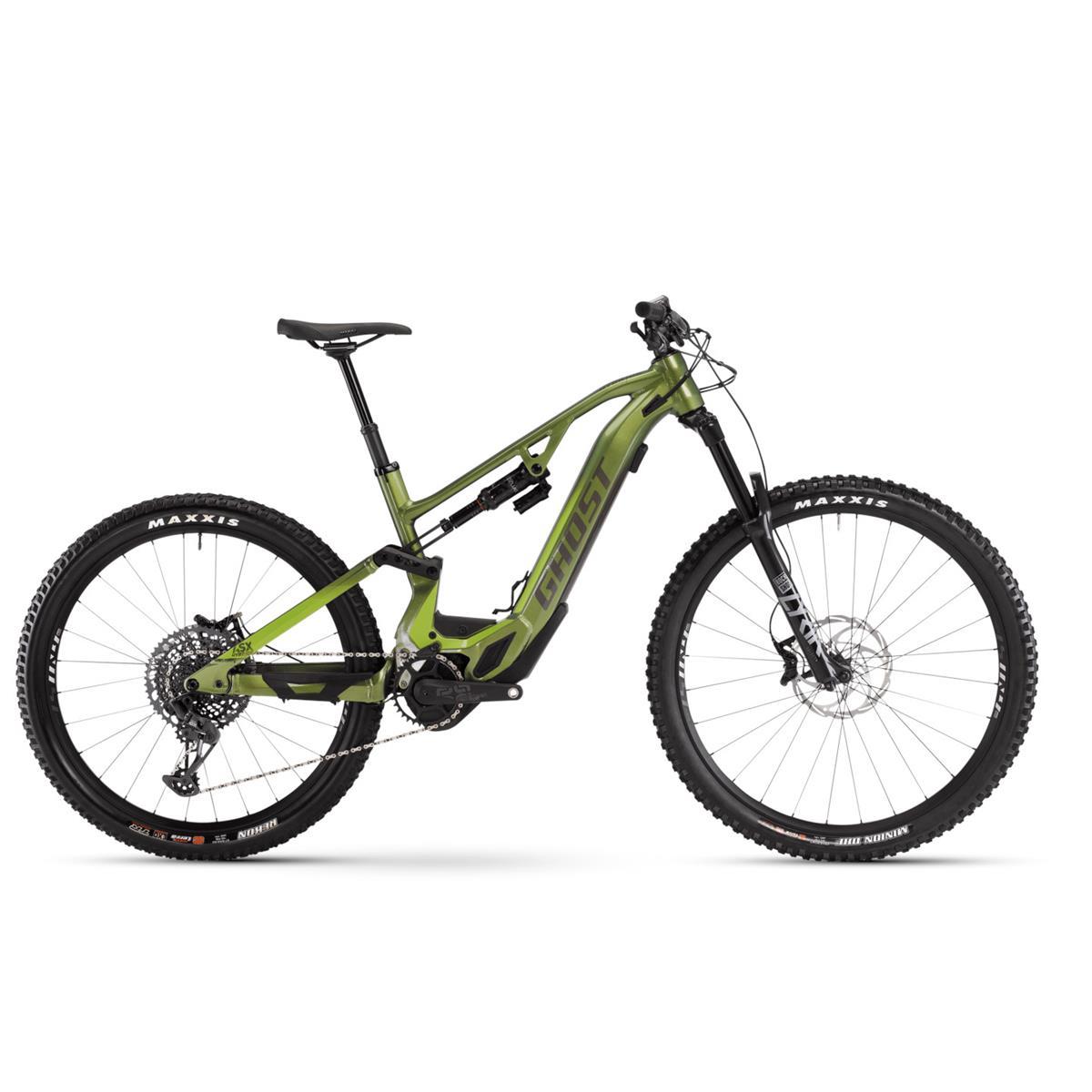 Hybride ASX Universal 29''/27.5'' 160mm 12s Bosch CX 625Wh Green 2021 Size S