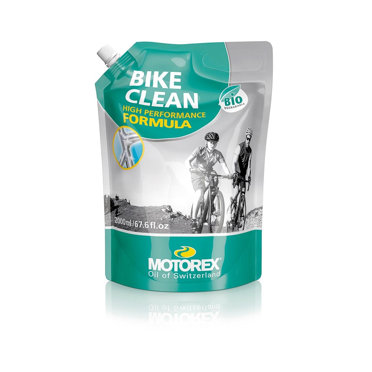 Degreaser Bike Clean Biodegradable 2L Refill Bag