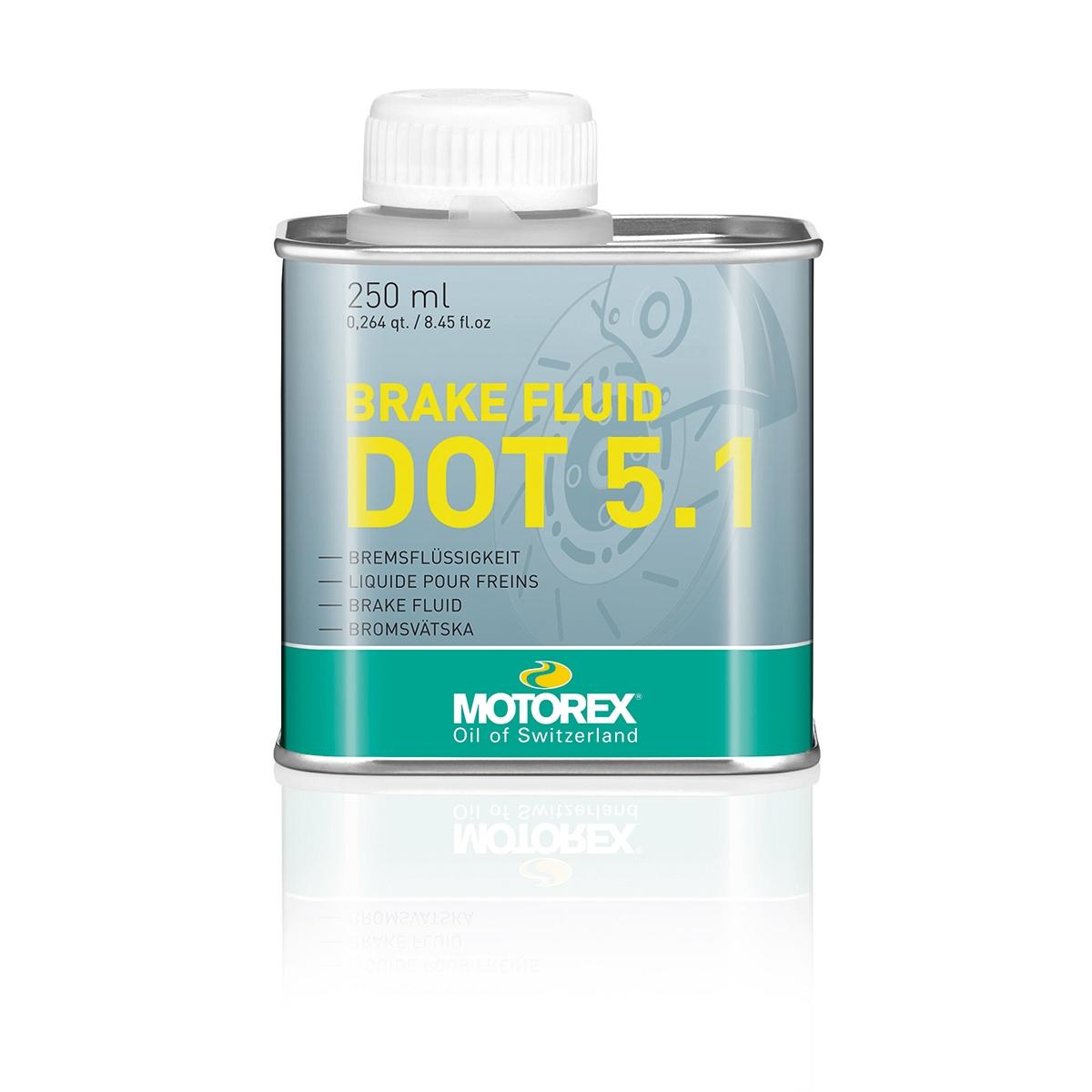 Olio Freni DOT 5.1 Lattina 250ml