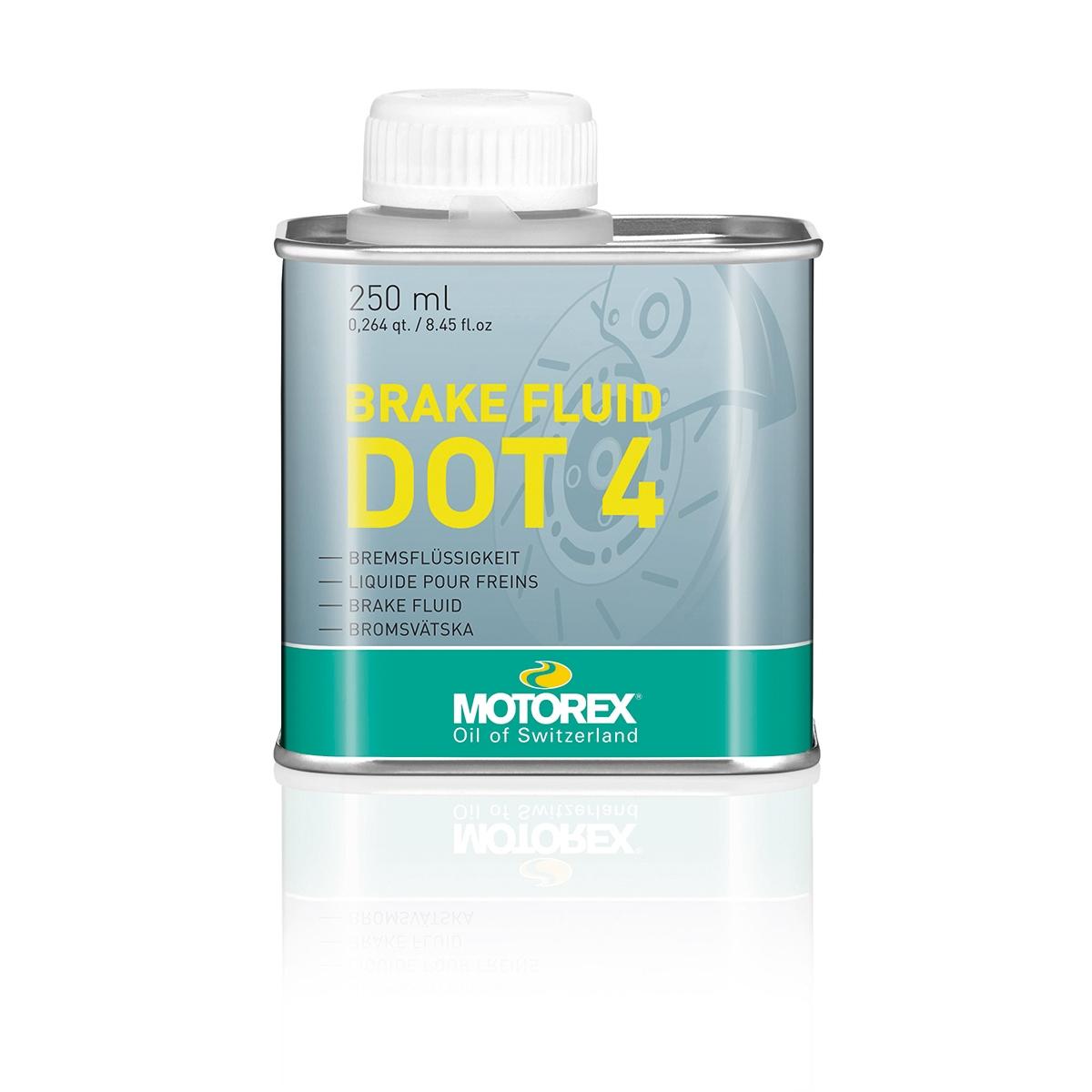 Brake Oil DOT 4 250ml Can