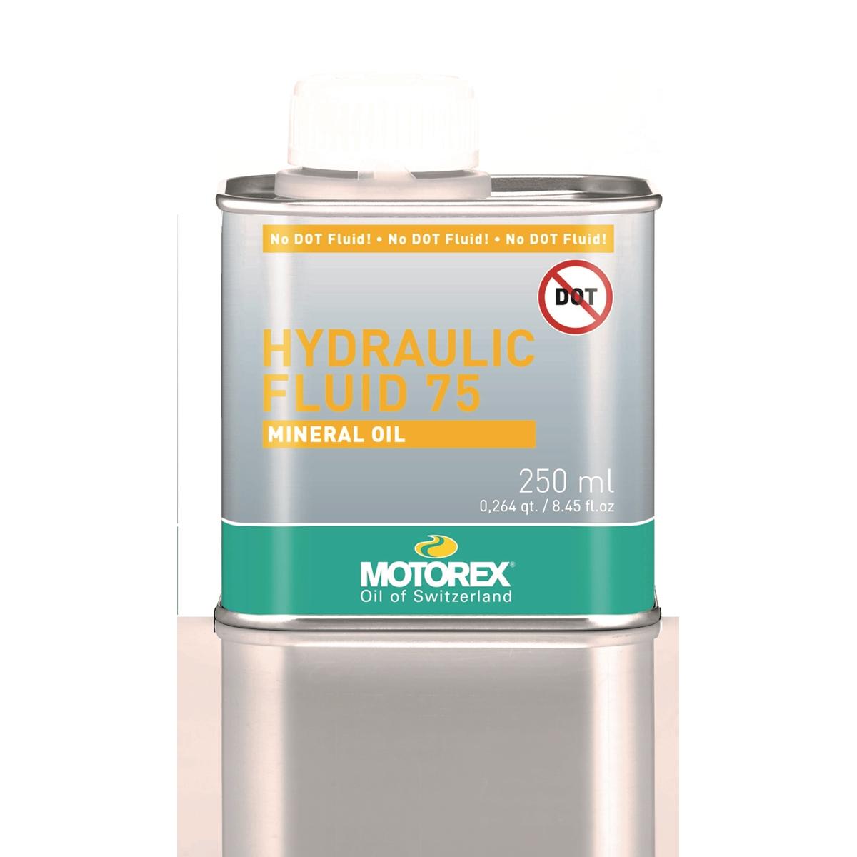Mineral Oil Hydraulic Fluid Bottle 250ml