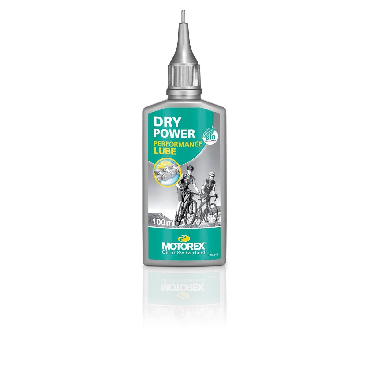 Lubrificante per Condizioni Secche Dry Power Bottiglia 100ml