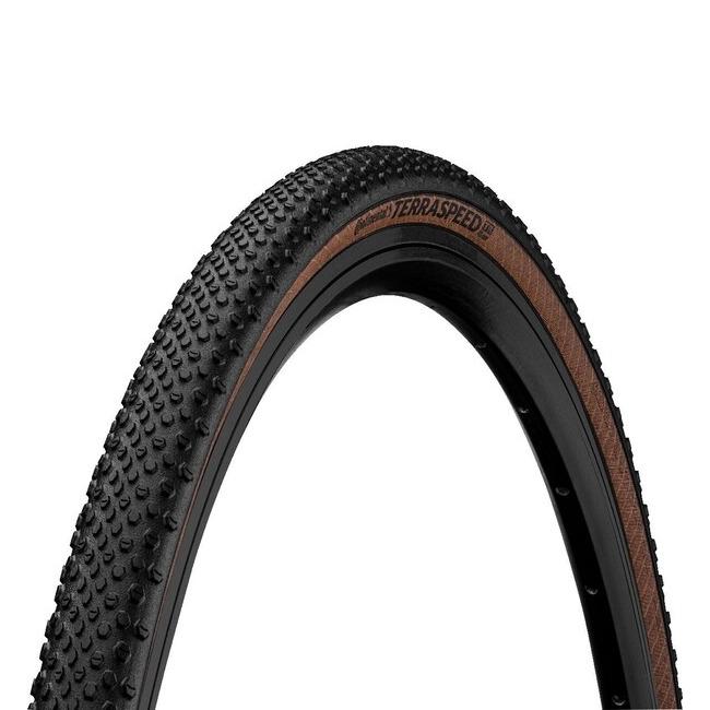 Tire Terra Speed 700x40C BlackChili ProTection Tubeless Ready Folding Black/Para