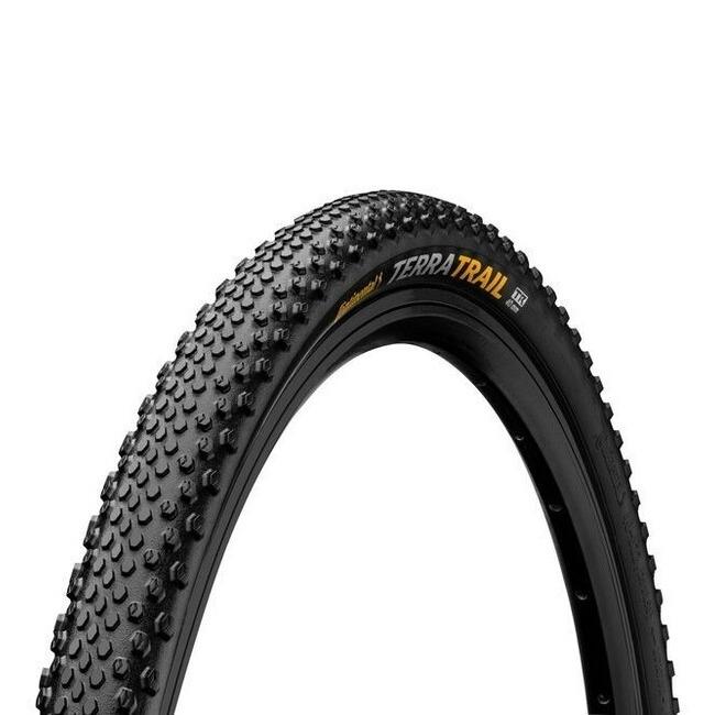 Tire Terra Trail 700x40C BlackChili ProTection Tubeless Ready Folding Black/Para