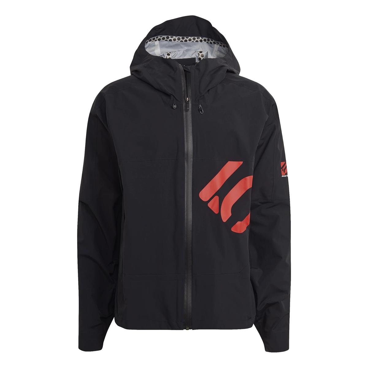 Rain Jacket 5.10 RAIN JKT Black 2021 Size S