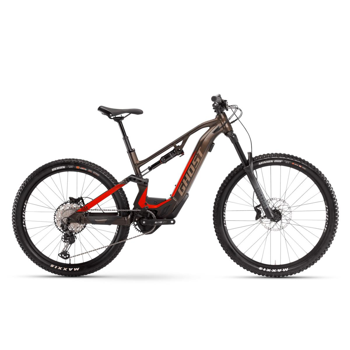 Hybride ASX Essential 29''/27.5'' 160mm 12s Bosch CX 625Wh Brown 2021 Size S