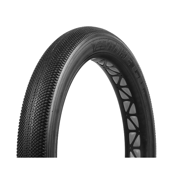 Copertone Fat Bike Speedster 20x4.00'' 72TPI Rigido Nero
