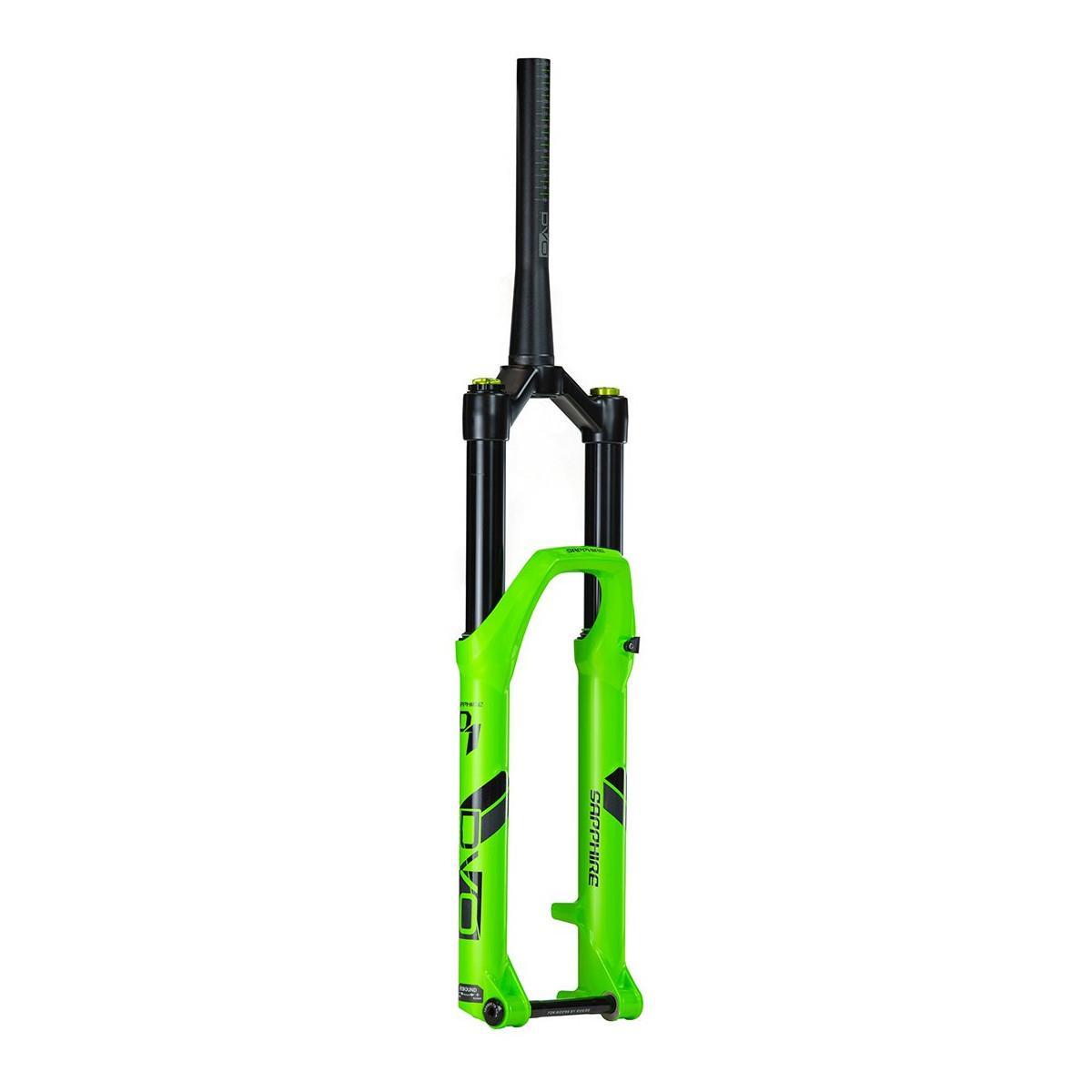 Fork Sapphire D1 29'' 140mm 15x110mm Boost 44mm Offset Green