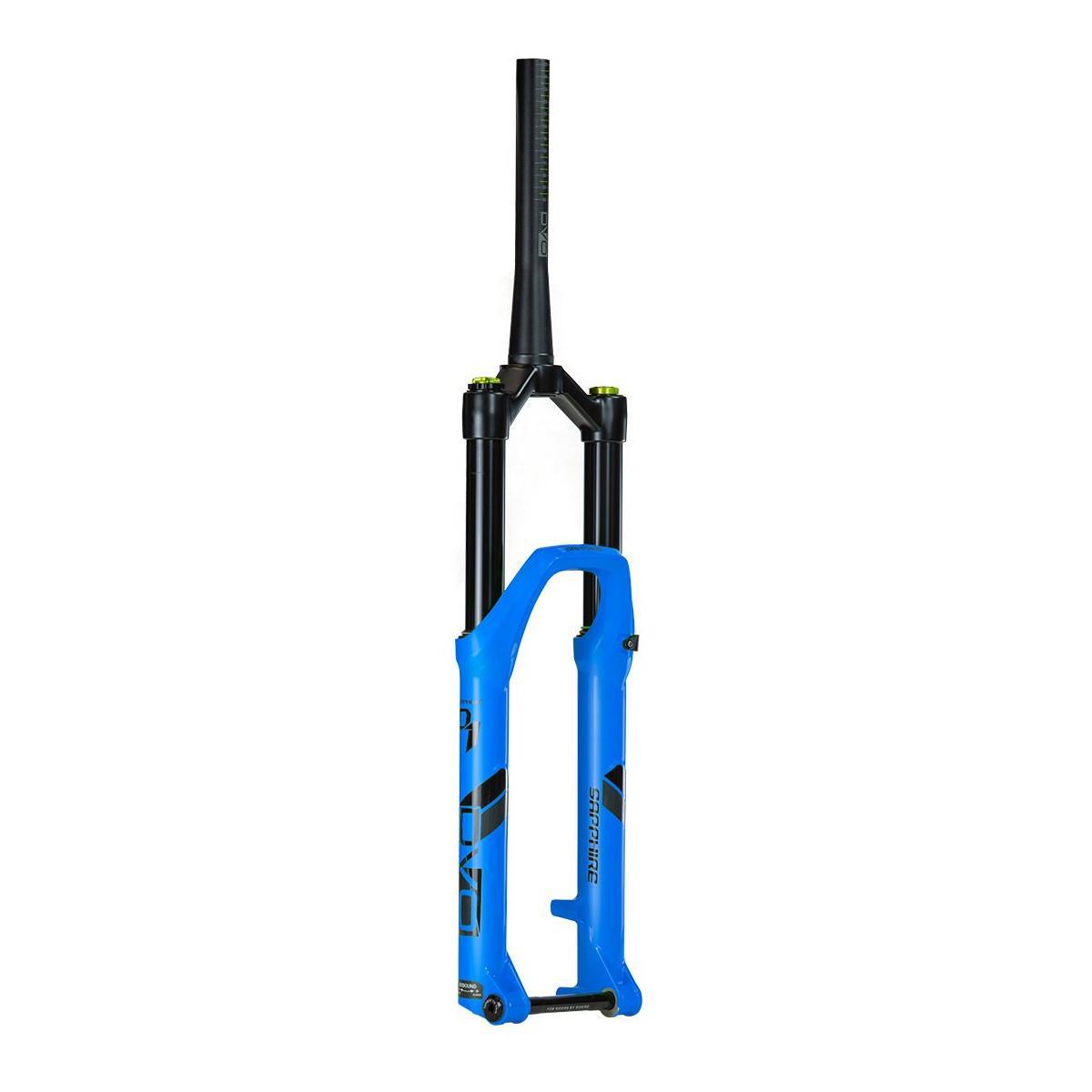 Fork Sapphire D1 27.5'' 150mm 15x110mm Boost 42mm Offset Blue