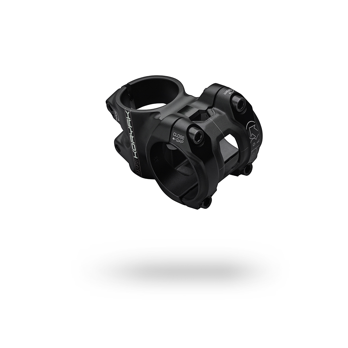 Stem Koryak 31.8mm x 50mm 0° Black