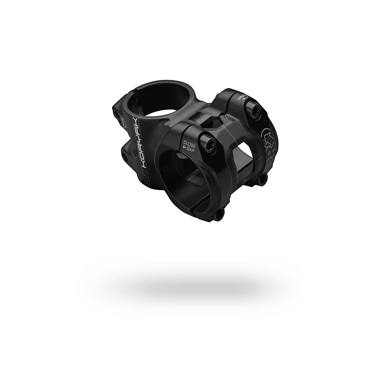 Stem Koryak 31.8mm x 60mm 0° Black