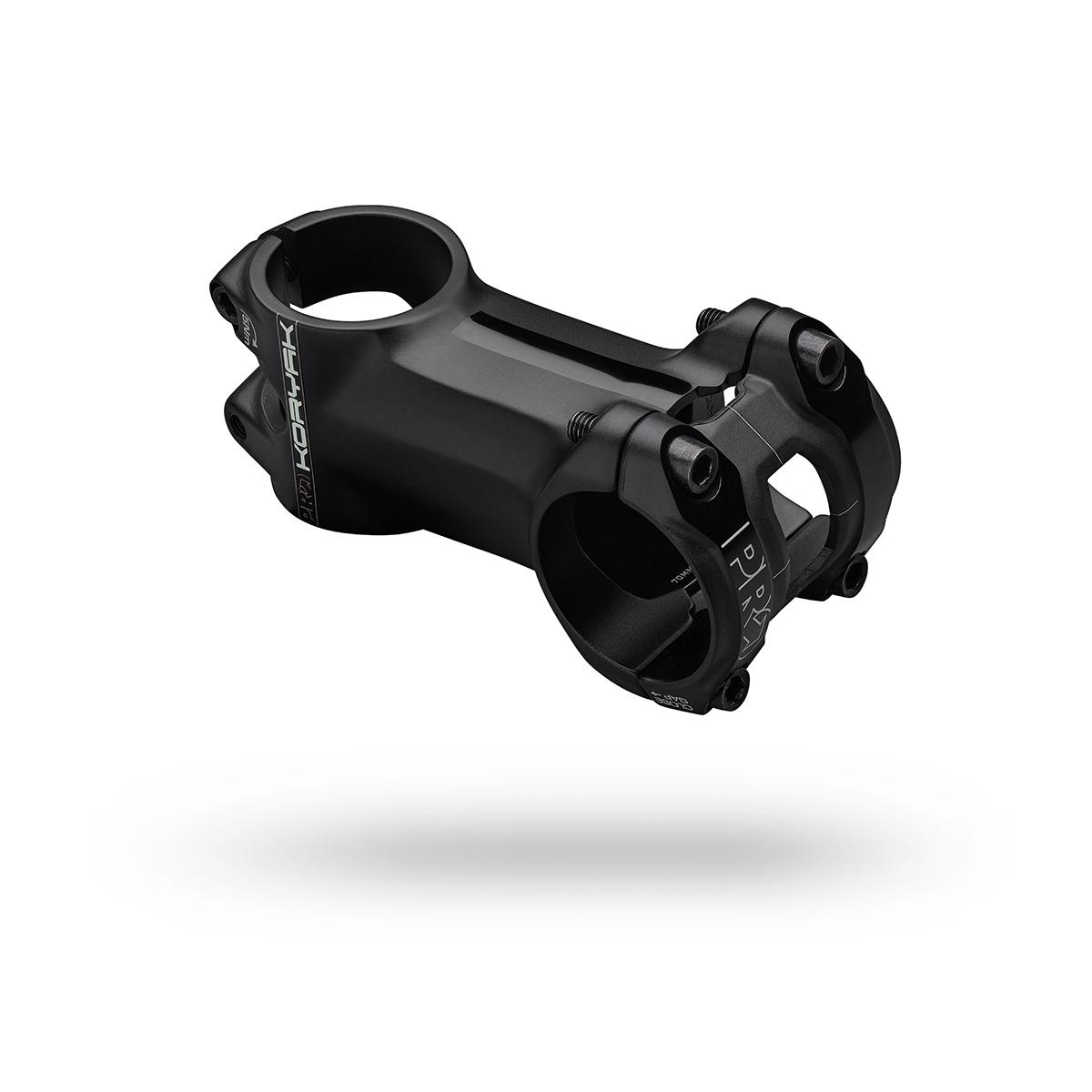 Attacco Manubrio Koryak 31,8mm x 80mm +/-6° Nero