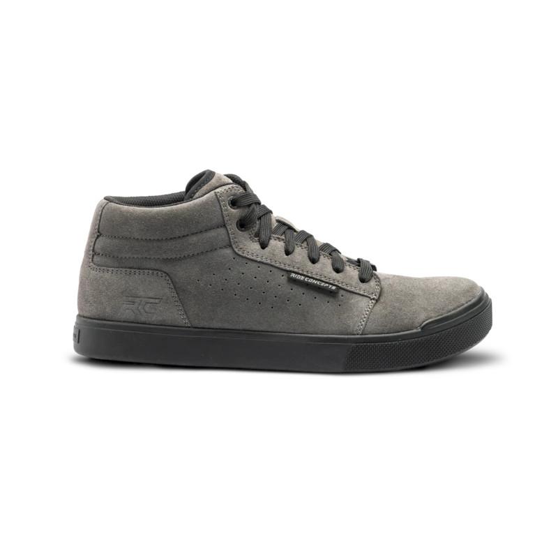 MTB Flat Shoes Vice Mid Grey Size 39.5