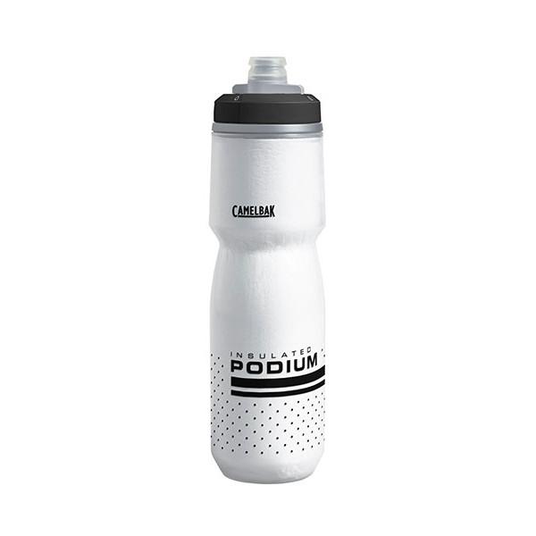 Insulated Water Bottle Podium Chill 710ml White