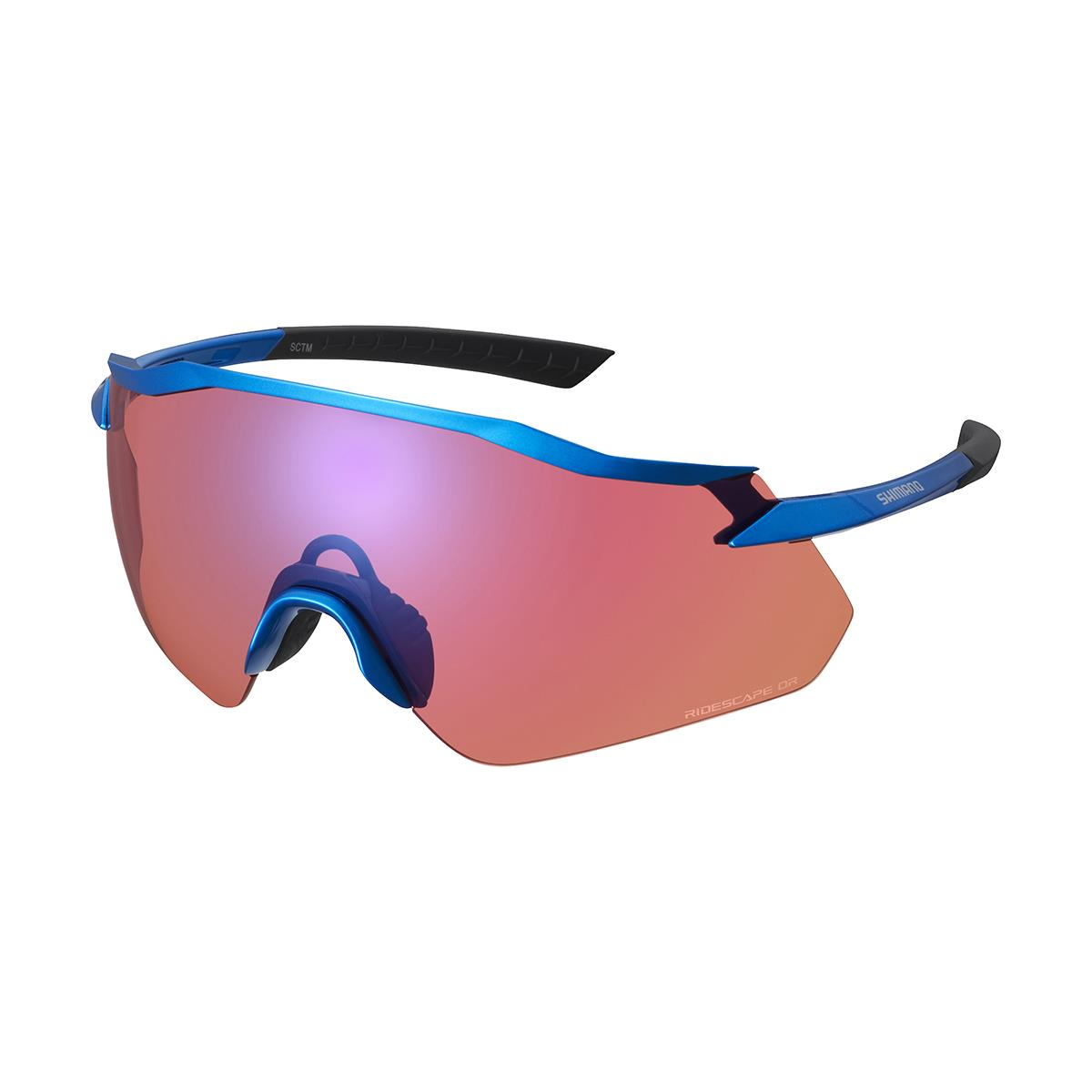 Equinox Sunglasses Blue / Ridescape OR MTB Lens