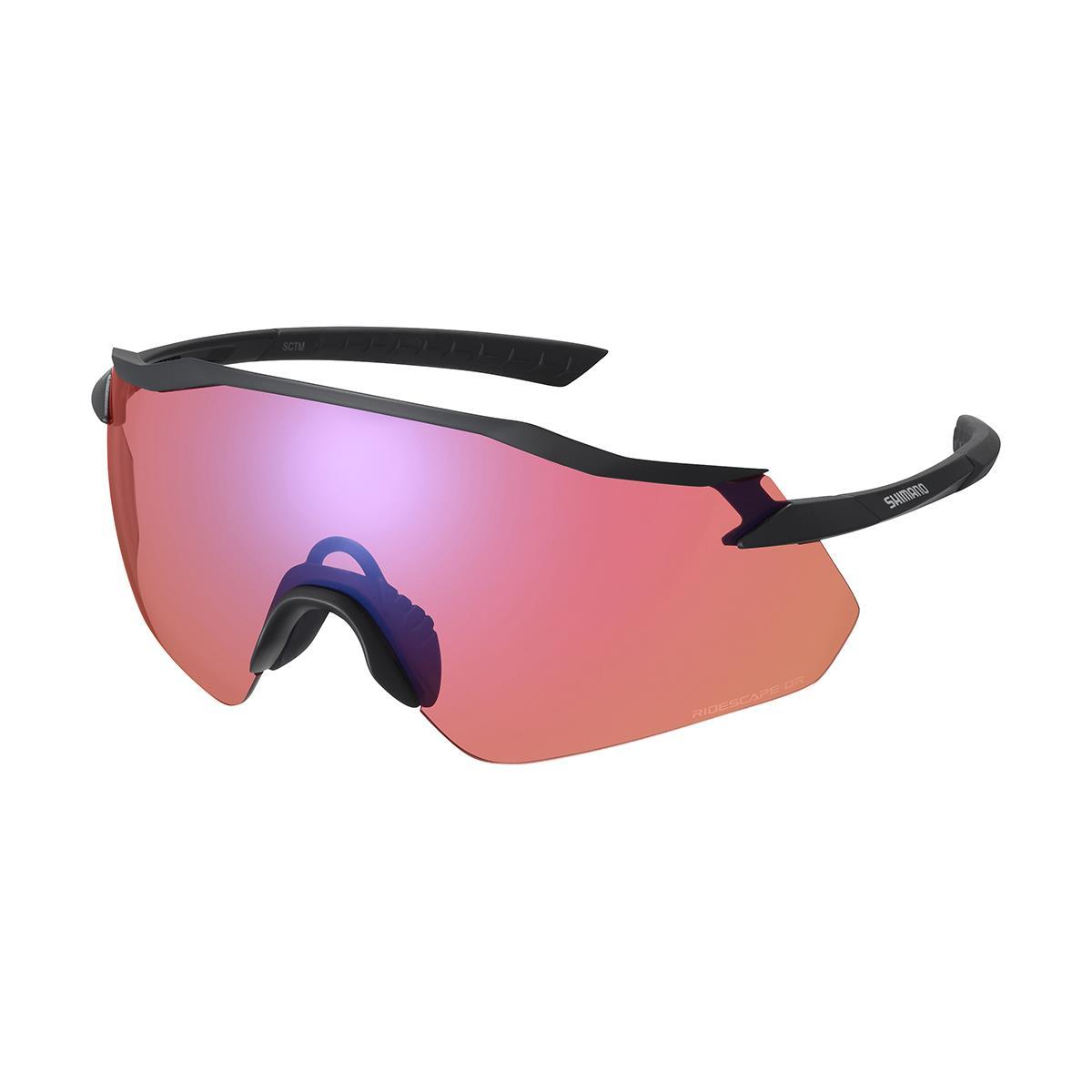 Equinox Sunglasses Black / Ridescape OR MTB Lens