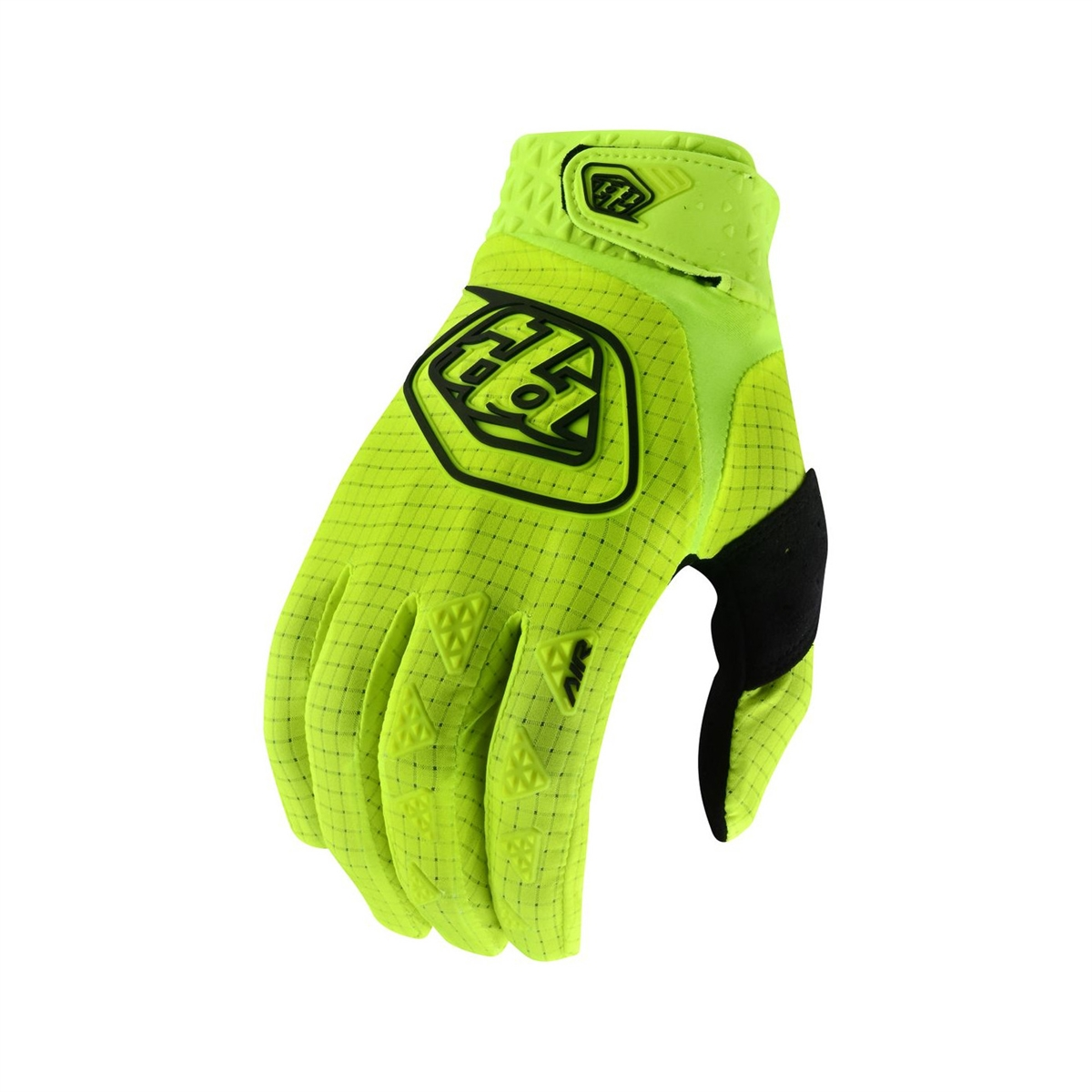 Gloves Air Yellow Fluo Size S