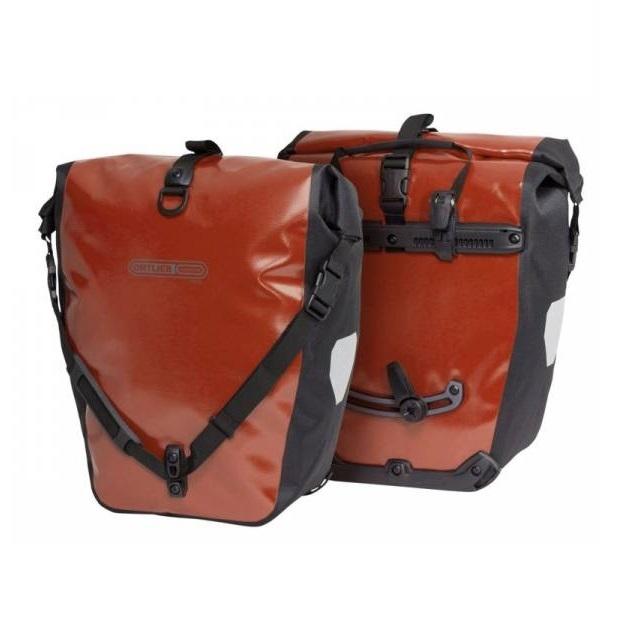 Pannier bag set Back-Roller Free F5104 Rust 40L