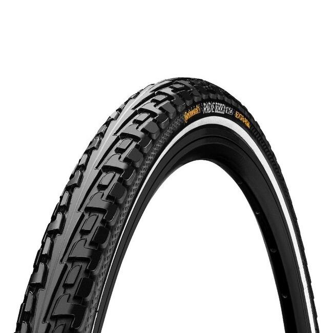 Copertone Ride Tour Reflex 700x42C ECO25 ExtraPuncture Belt Rigido Nero