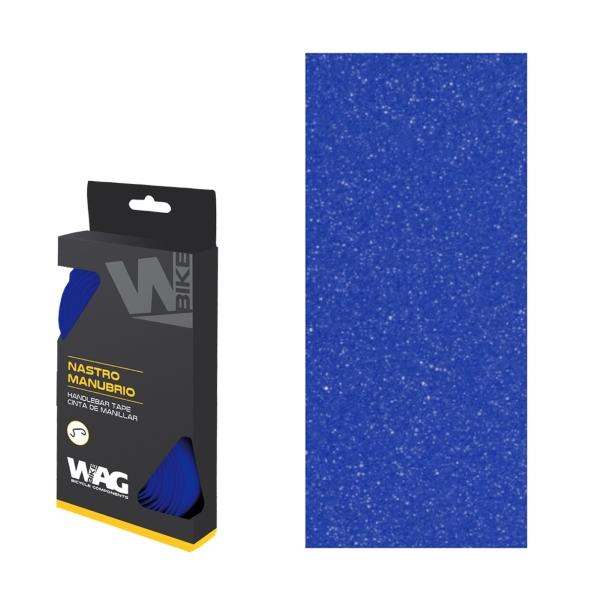 Handlebar tape pair blue