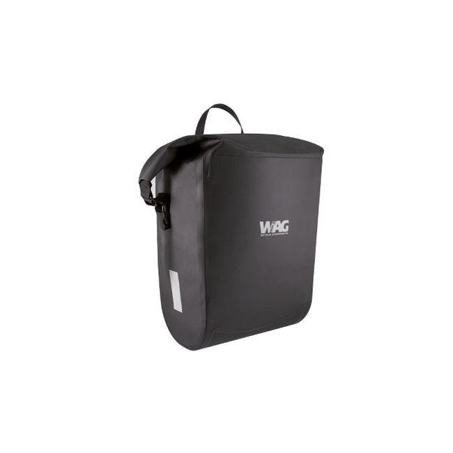 Rear Side Bag Tour Waterproof 20L Black