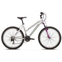 mtb storm t591 woman 26'' shimano 3x7s white/purple size 38 white