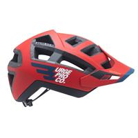 enduro helmet all-air ert red size s/m (54-57) red