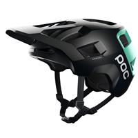 helmet kortal uranium black / fluorite green size xs-s (51-54) green