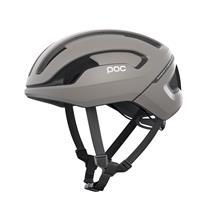 helmet omne air spin moonstone grey matt size s (50-56cm) gray