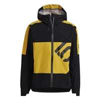 rain jacket 5.10 rain jkt black/yellow 2021 size s yellow
