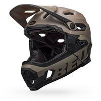 casco super dh mips sand 2021 taglia m (55-59cm) marrone