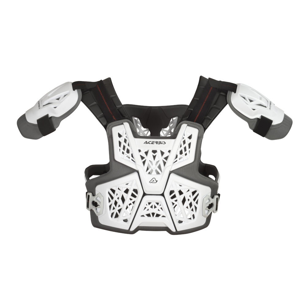 Gravity Roost Protector Vest Level 2 White