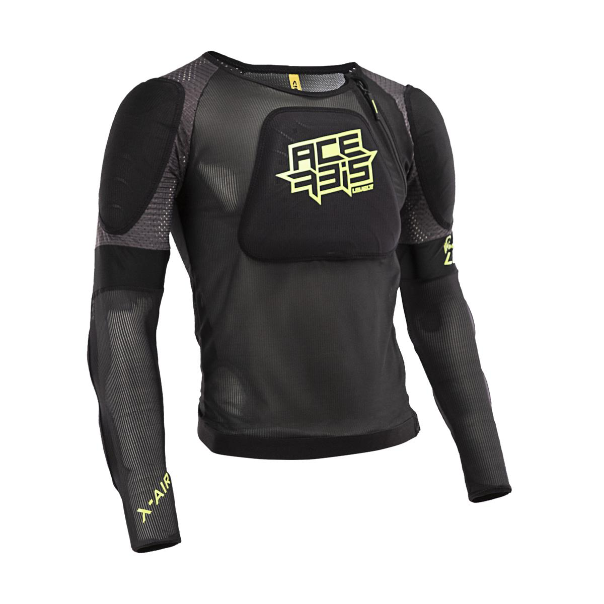Body Armour X-Air Level 2 Black/Yellow Size S/M