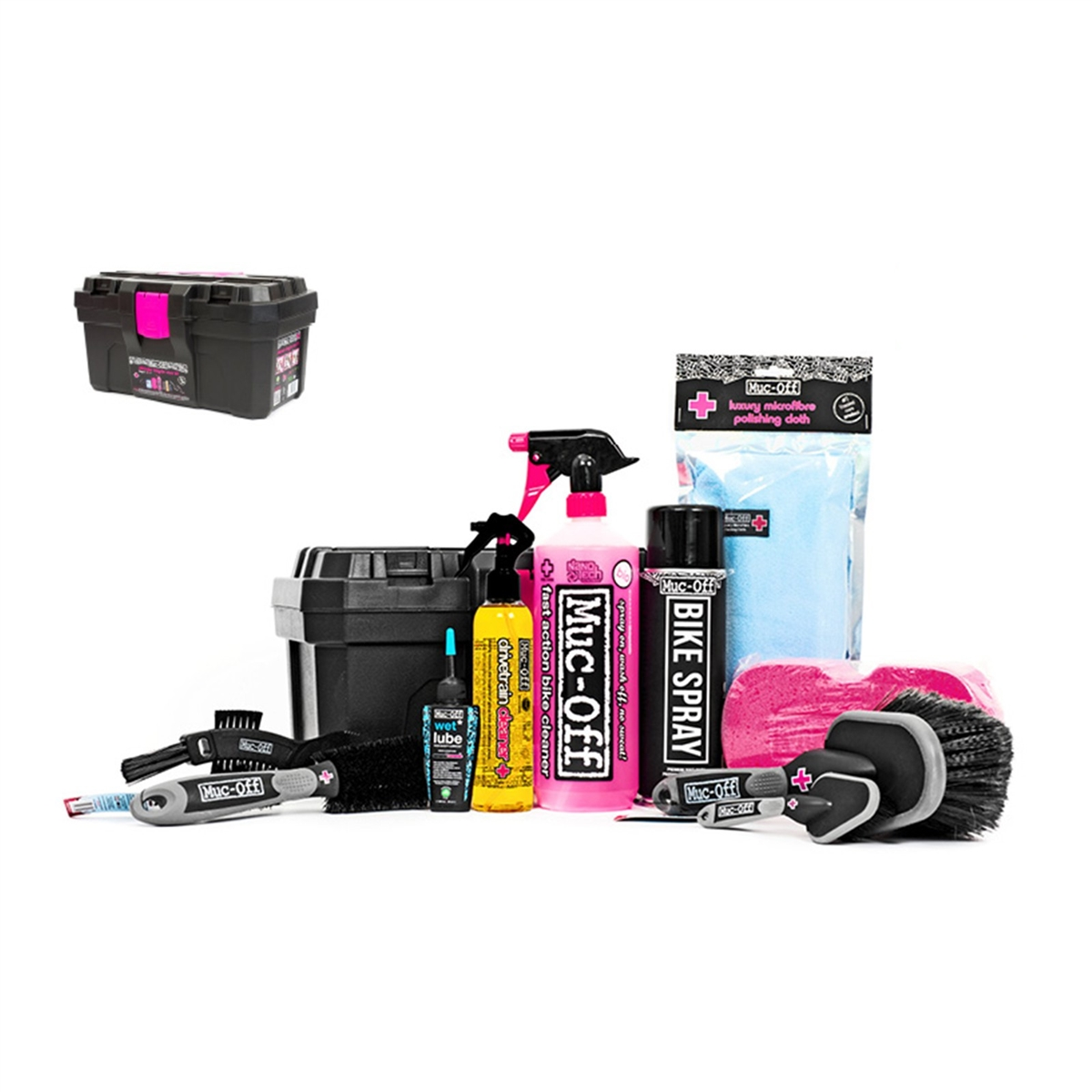 Ultimate Bicycle Cleaning Kit