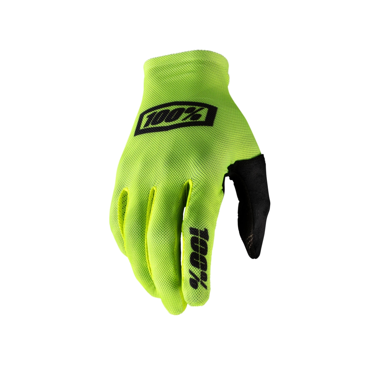 Mtb Gloves Celium Neon Yellow Size S