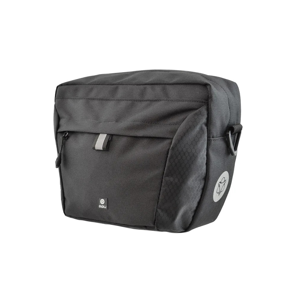 Essential Handlebar Bag Klick-Fix 7L Black