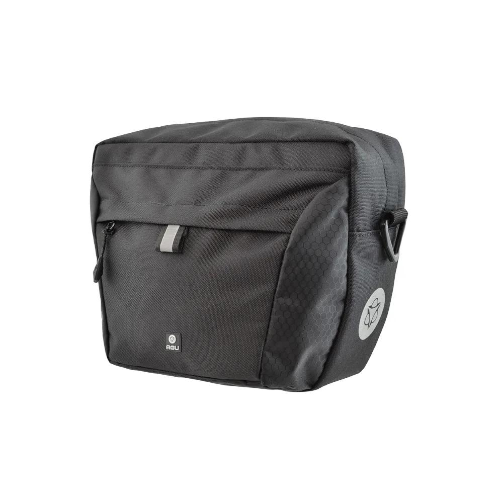 Borsa Anteriore al Manubrio Essential Handlebar Bag Media 7L Nero