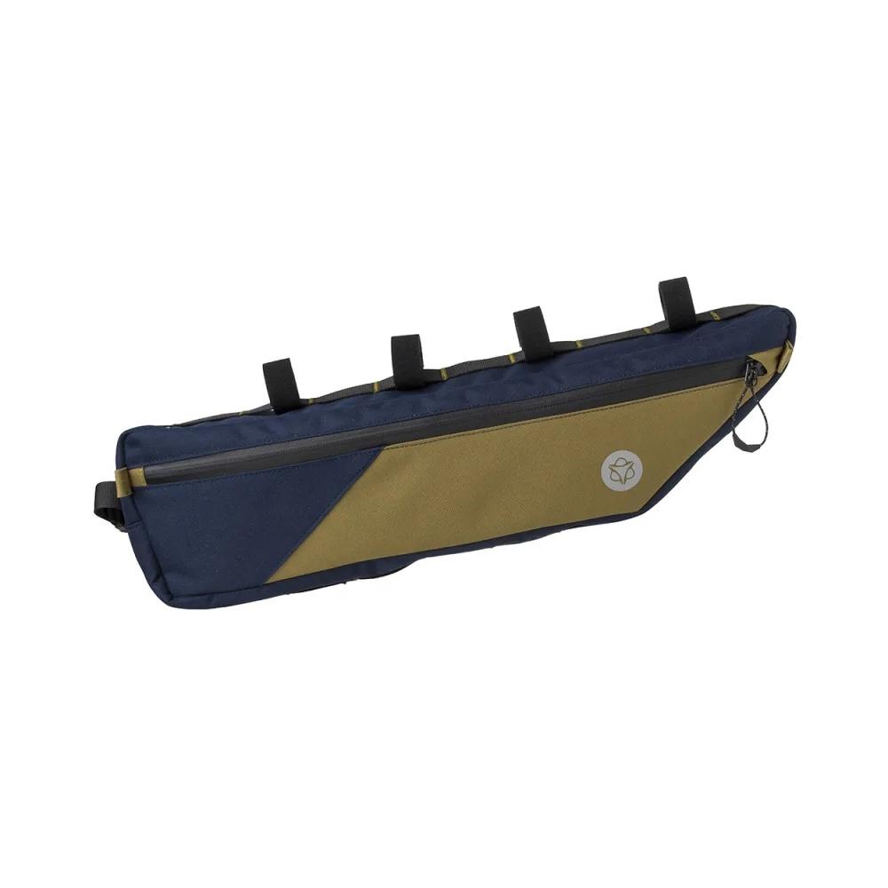 Borsa Centrale Telaio Venture Tube Frame Bag 4L Blu/Marrone