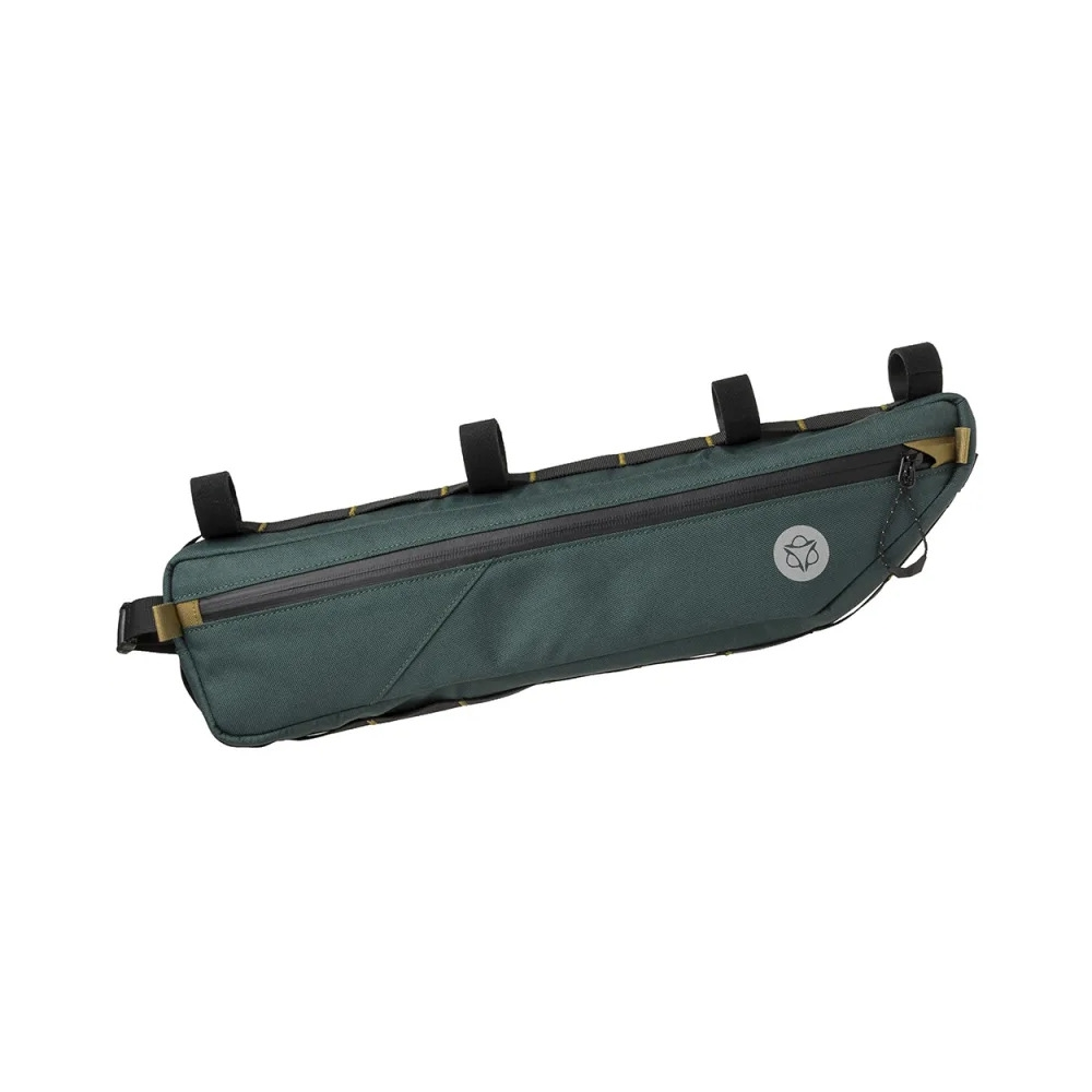 Central Venture Tube Frame Bag 4L Green