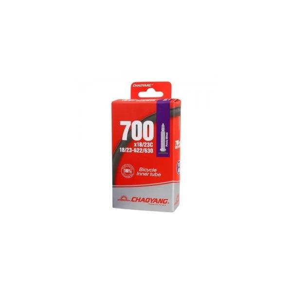 Camera d'Aria 700x23-28 Valvola Presta 48mm Smontabile