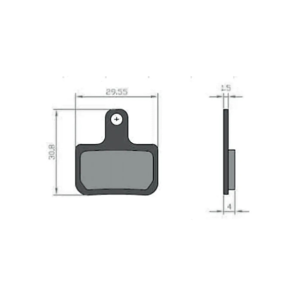 Sintered Brake Pads Pair Sram Level T / Level TL / TML / Ultimate (2019) / Force AXS