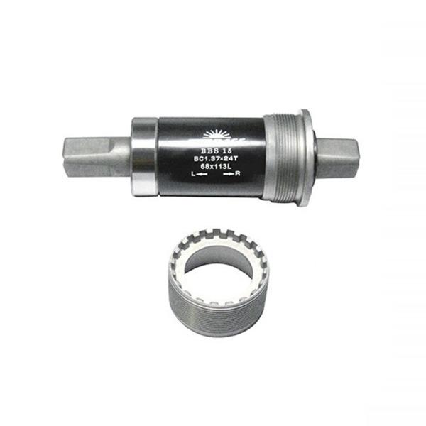 Bottom Bracket 116mm BSA 34.75mm Thread  68mm Shell