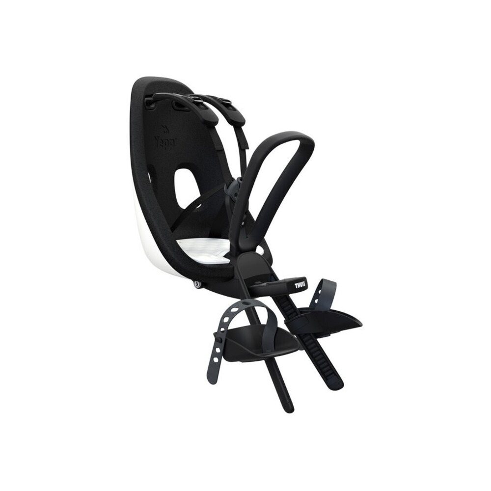 Child Front Seat Yepp Nexxt Mini White Steerer Tube Mounting