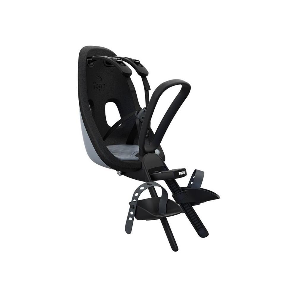 Child Front Seat Yepp Nexxt Mini Grey Steerer Tube Mounting