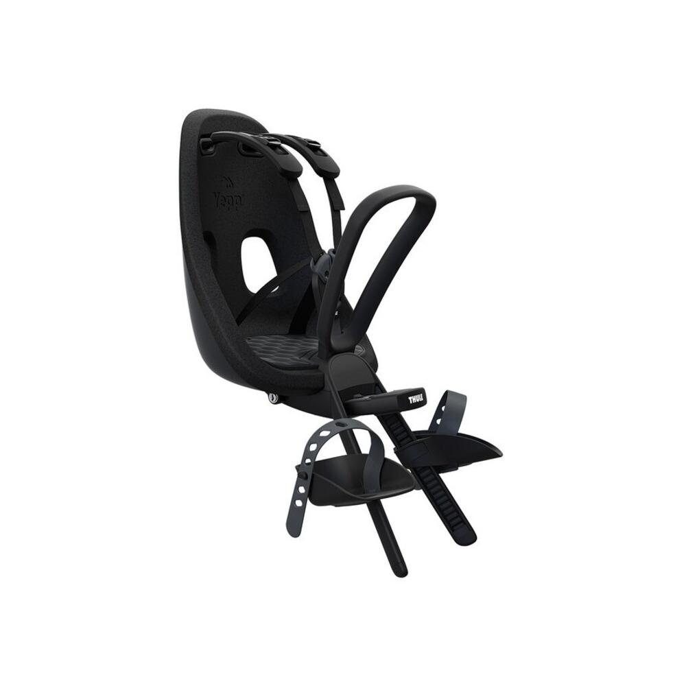 Child Front Seat Yepp Nexxt Mini Black Steerer Tube Mounting